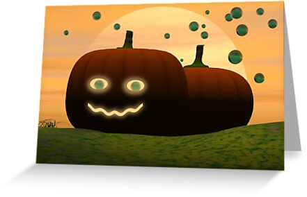 Halloween by Carol and Mike Werner