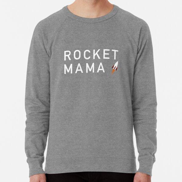 Rocket Mama (White Text) Lightweight Sweatshirt