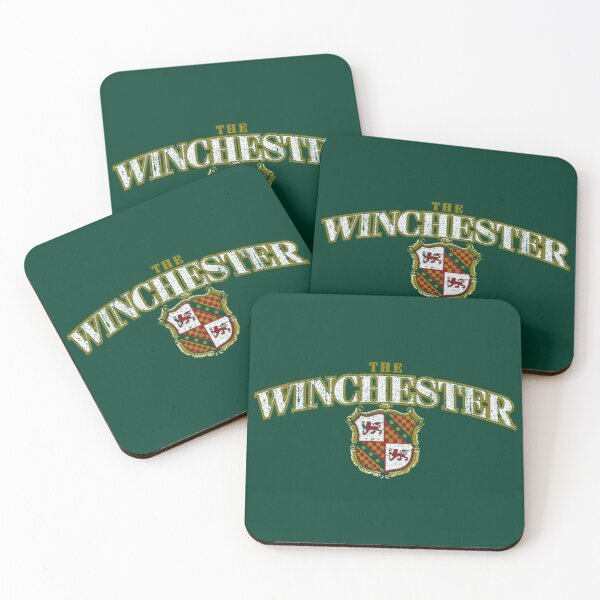 The Winchester Tavern Coasters (Set of 4)