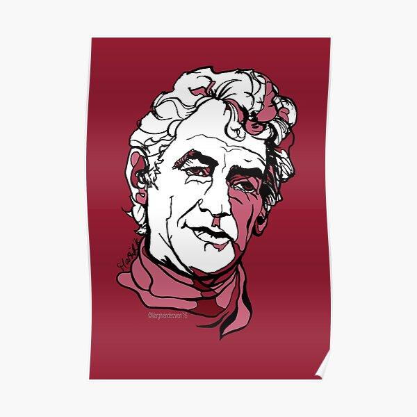Leonard Bernstein American composer Poster