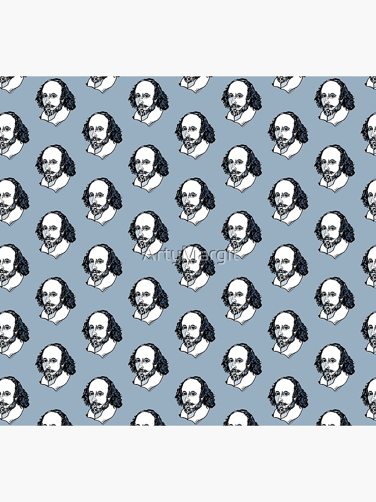 William Shakespeare : The Bard by ArtyMargit