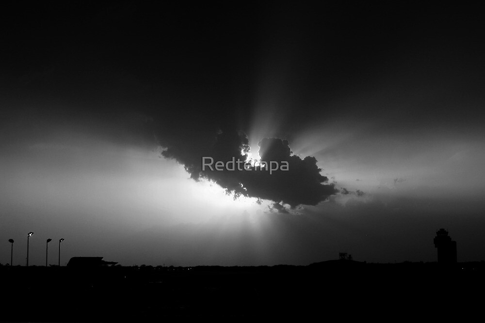 GOD RAYS by Redtempa