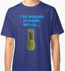 Psych I've Heard It Both Ways Classic T-Shirt
