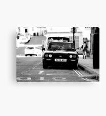 Ford Capri Canvas Print