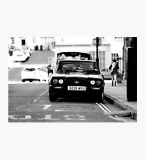 Ford Capri Photographic Print