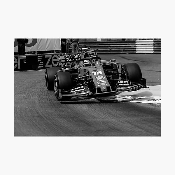 Ferrari Charles Leclerc  Photographic Print