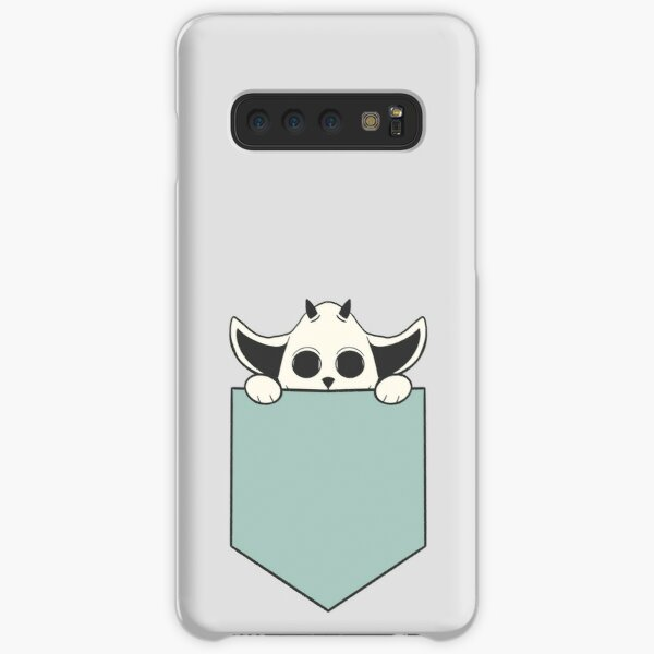 ned in pocket Samsung Galaxy Snap Case