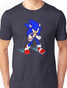 Sonic : Super Fast Pokemon Trainer Unisex T-Shirt