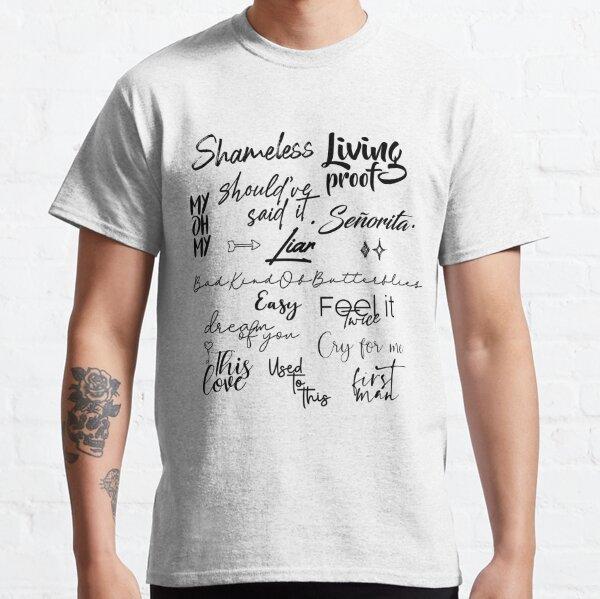 Romance Songs Camiseta clásica