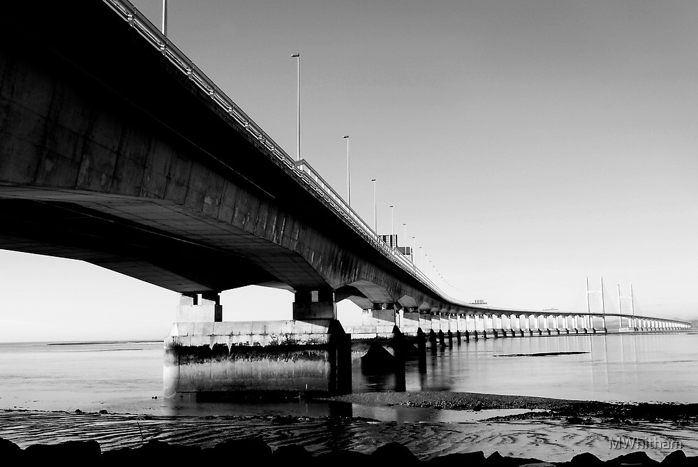 The Second Severn Crossing by MWhitham