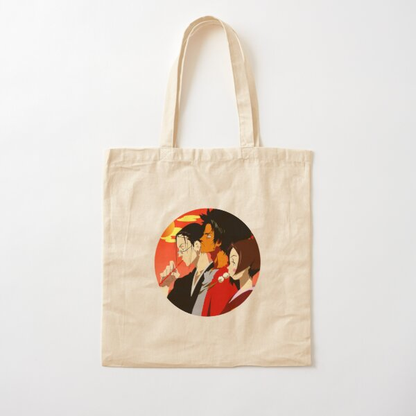 SUNSET CHAMPLOO Cotton Tote Bag