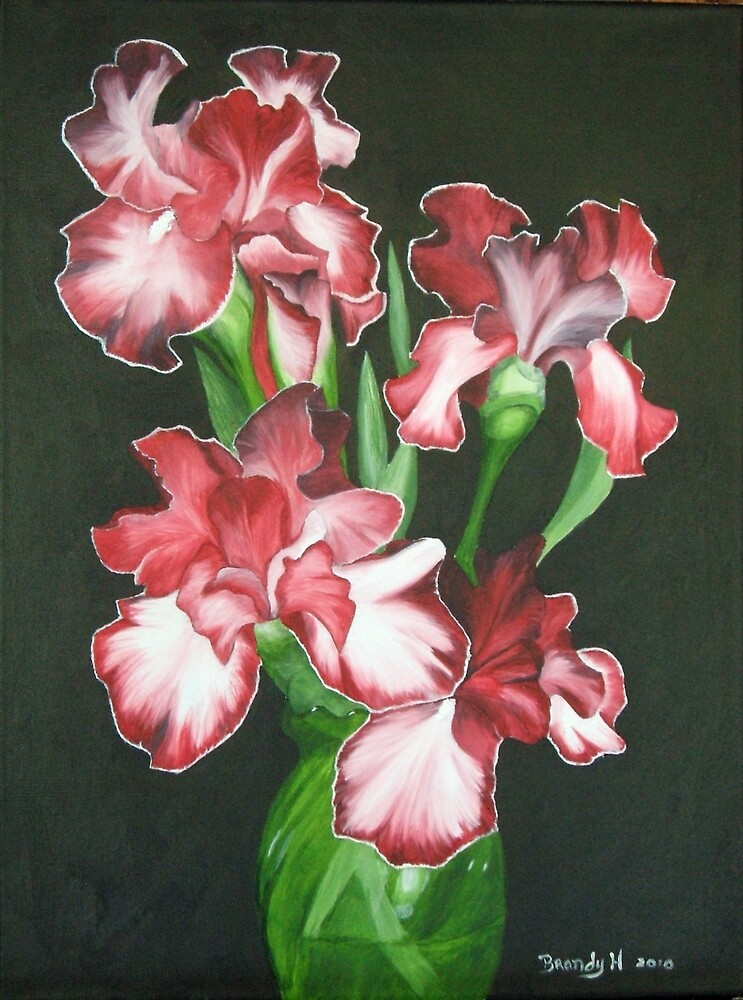 Iris Breeze by BrandyHouse
