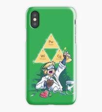 Hyrulean Science iPhone Case