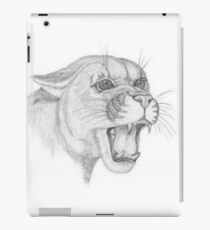 Cougar  iPad Case/Skin