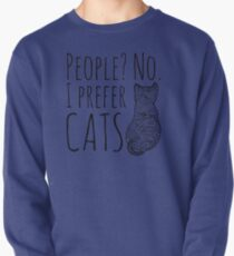 people? no. I prefer CATS #2 Pullover