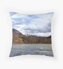 High Water 2 Throw Pillow