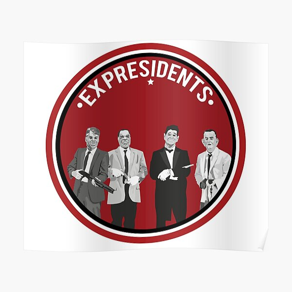 ex presidents  Poster