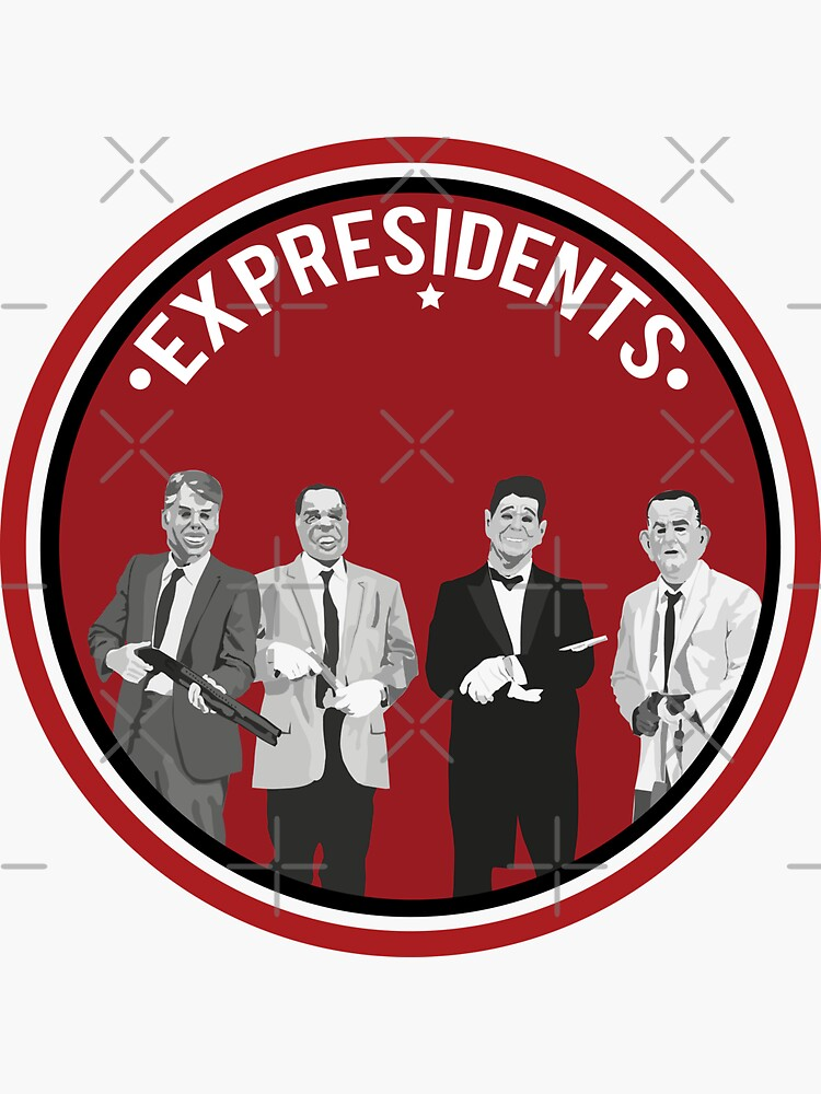 ex presidents  by mayerarts
