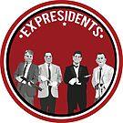 ex presidents  by mayerarts