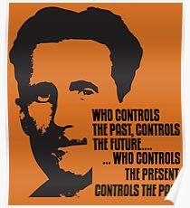 George Orwell Digital Art: Posters | Redbubble