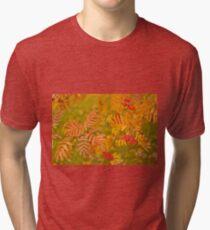 Mountain Ash  Tri-blend T-Shirt