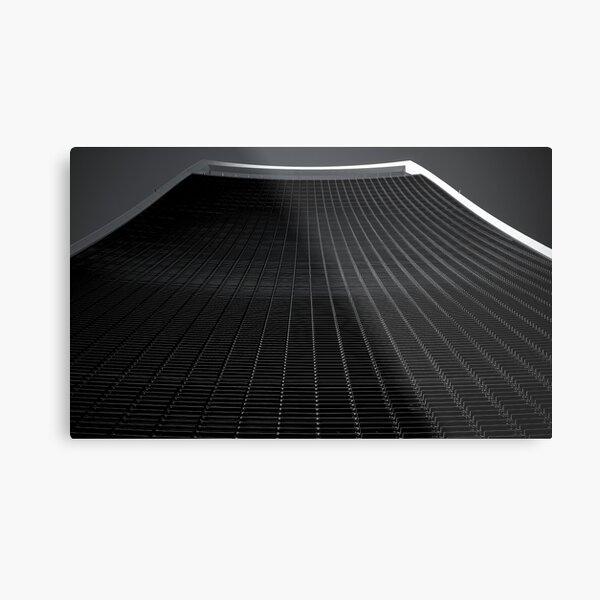 Gravity Well Metal Print