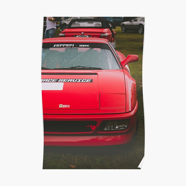 Ferrari 348 Posters Redbubble