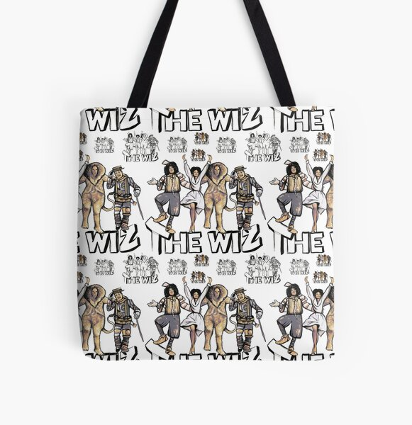 The Wiz Y'all  All Over Print Tote Bag