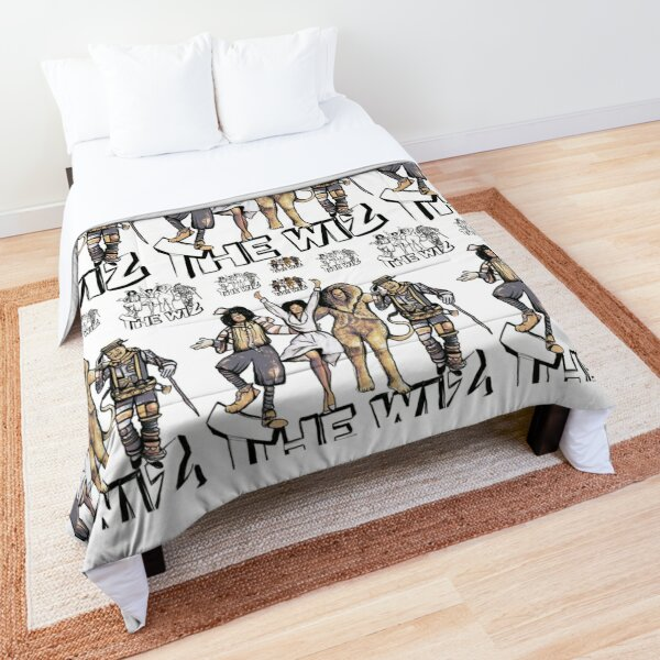 The Wiz Y'all  Comforter