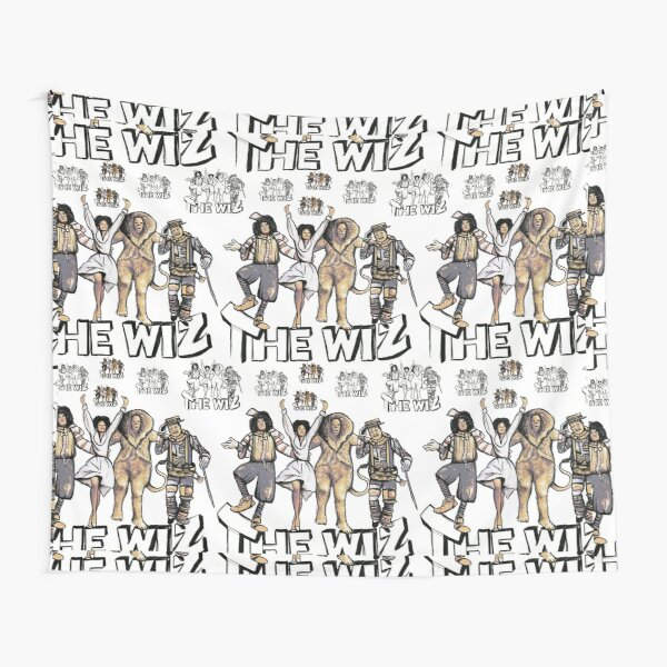 The Wiz Y'all  Tapestry