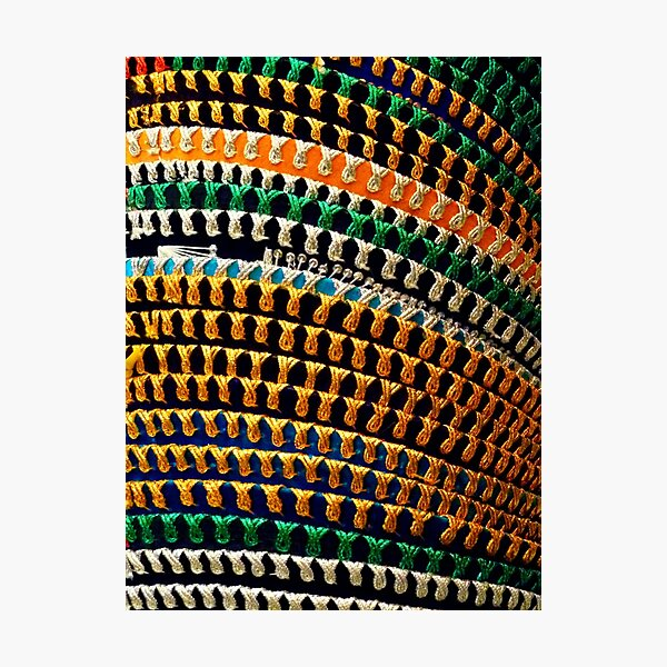 Sombreros Photographic Print