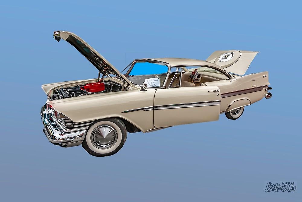 1959 Plymouth Fury by Bryan Spellman