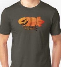 Jack o'lantern Pumkin Airship Unisex T-Shirt