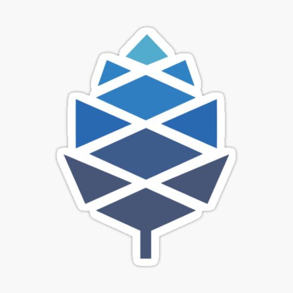 Pine64 logo Sticker