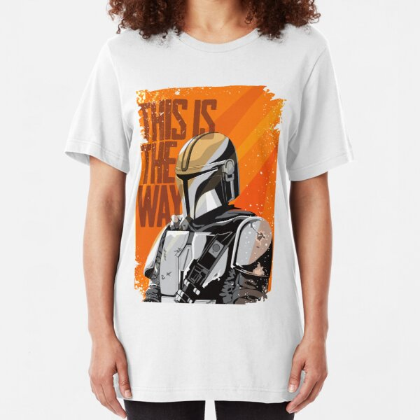 This is the way Slim Fit T-Shirt