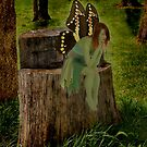 Ivy Mourning the Loss of Viella by JollyOGreen