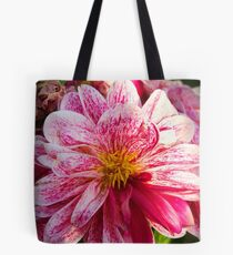 """Flowers whisper """"Beauty!"""" to the world Tote Bag"""