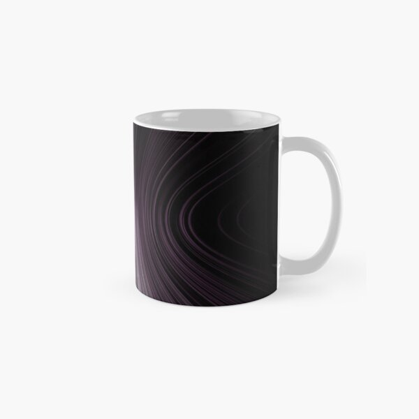 Purple Light Tunnel Classic Mug