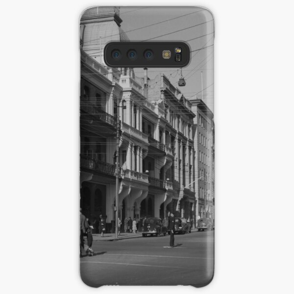 St George's Terrace, Perth, 1941, State Library of Western Australia Samsung Galaxy Snap Case