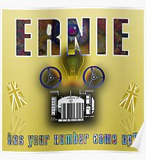 Ernie and the Premium Bonds Poster