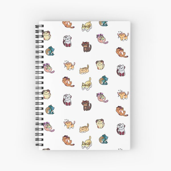 She-ra and the Princesses of Pawpurr Spiral Notebook