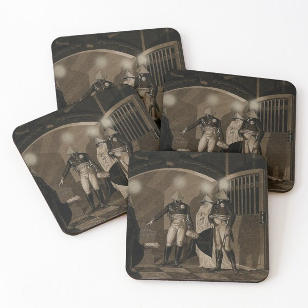 The Royals Coasters (Set of 4)