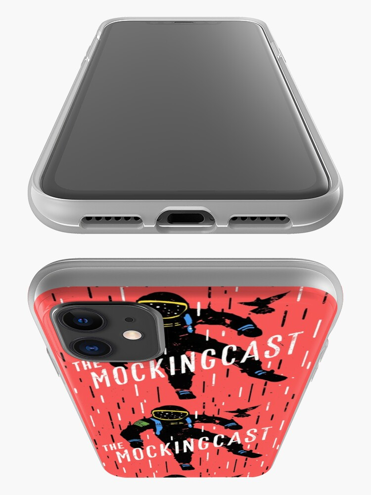 Alternate view of The Mockingcast iPhone Case & Cover