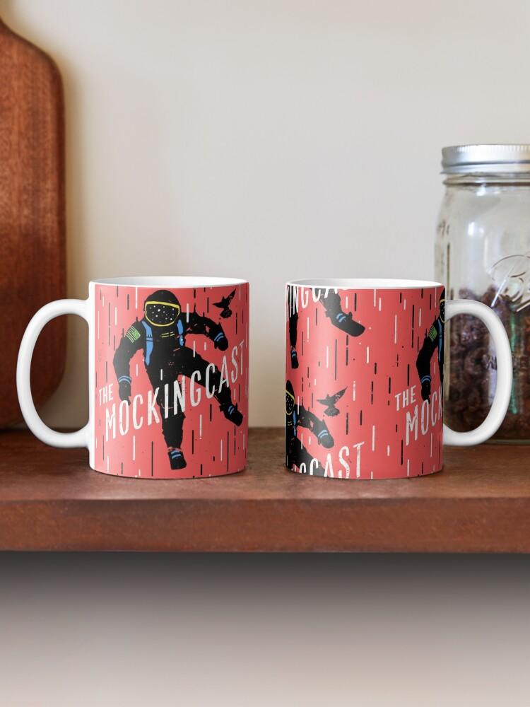 Alternate view of The Mockingcast Mug