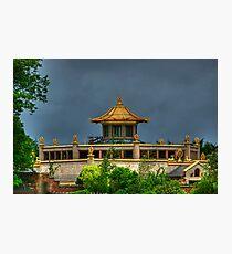 Manjushri Kadampa Meditation Centre Photographic Print