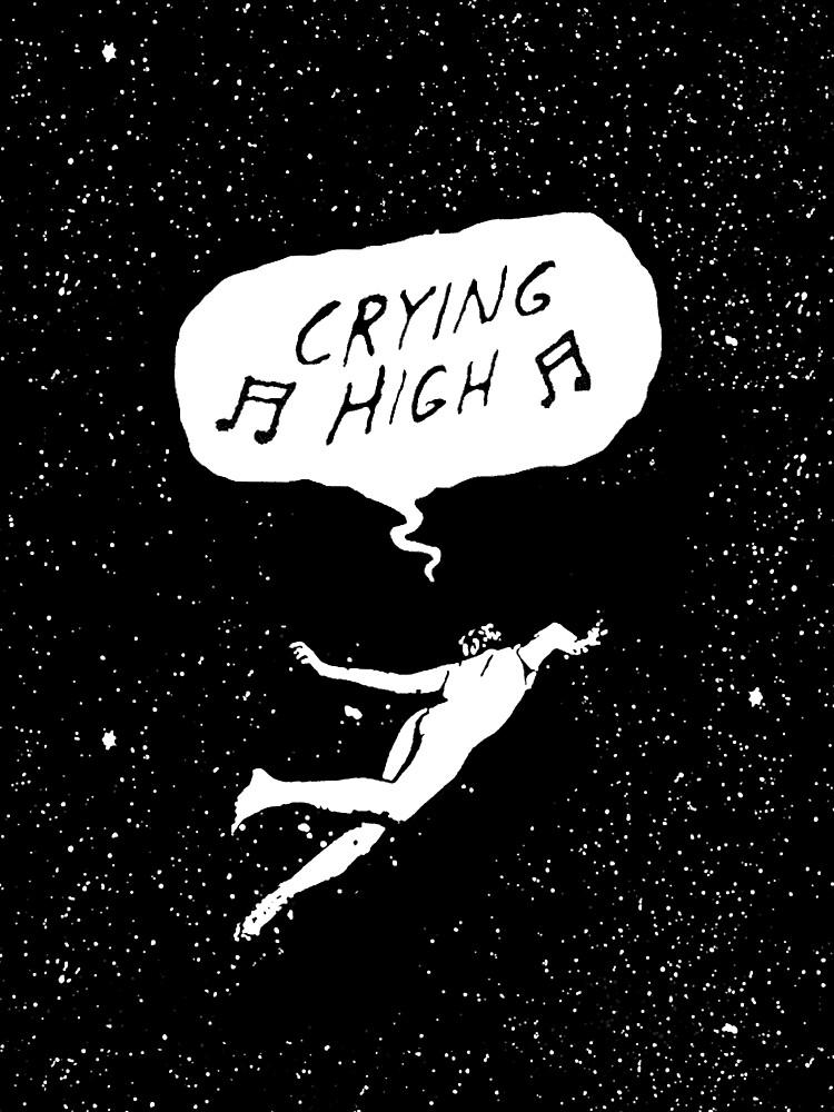 Crying High Black by dkleiser