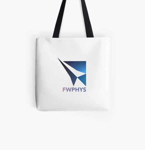 FWPHYS.COM LOGO All Over Print Tote Bag