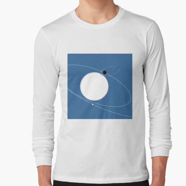 Abstract Planets  Long Sleeve T-Shirt
