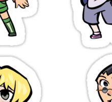 Hunterxhunter mini stickers Sticker