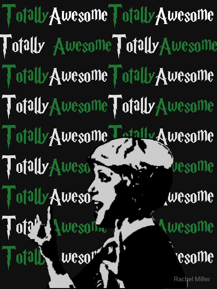 Malfoy Totally Awesome | Unisex T-Shirt